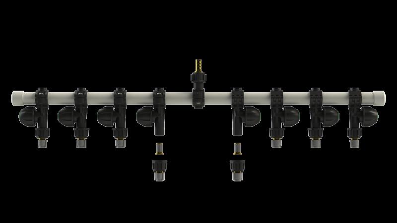 Pulvemark Série 600
