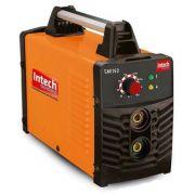 Máquina De Solda Inversora 160a Smi160 Intech Machine 220v
