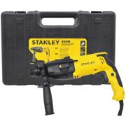 Martelete Perfurador Sds Plus 800w Shr263k Stanley