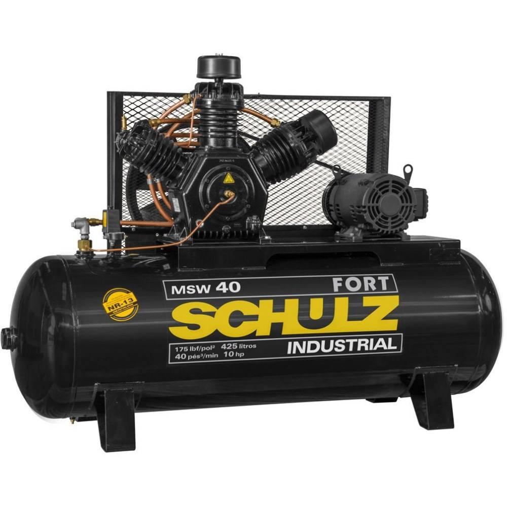 Compressor de Ar MSWV 60 Fort / 425 220/380V Schulz MTA