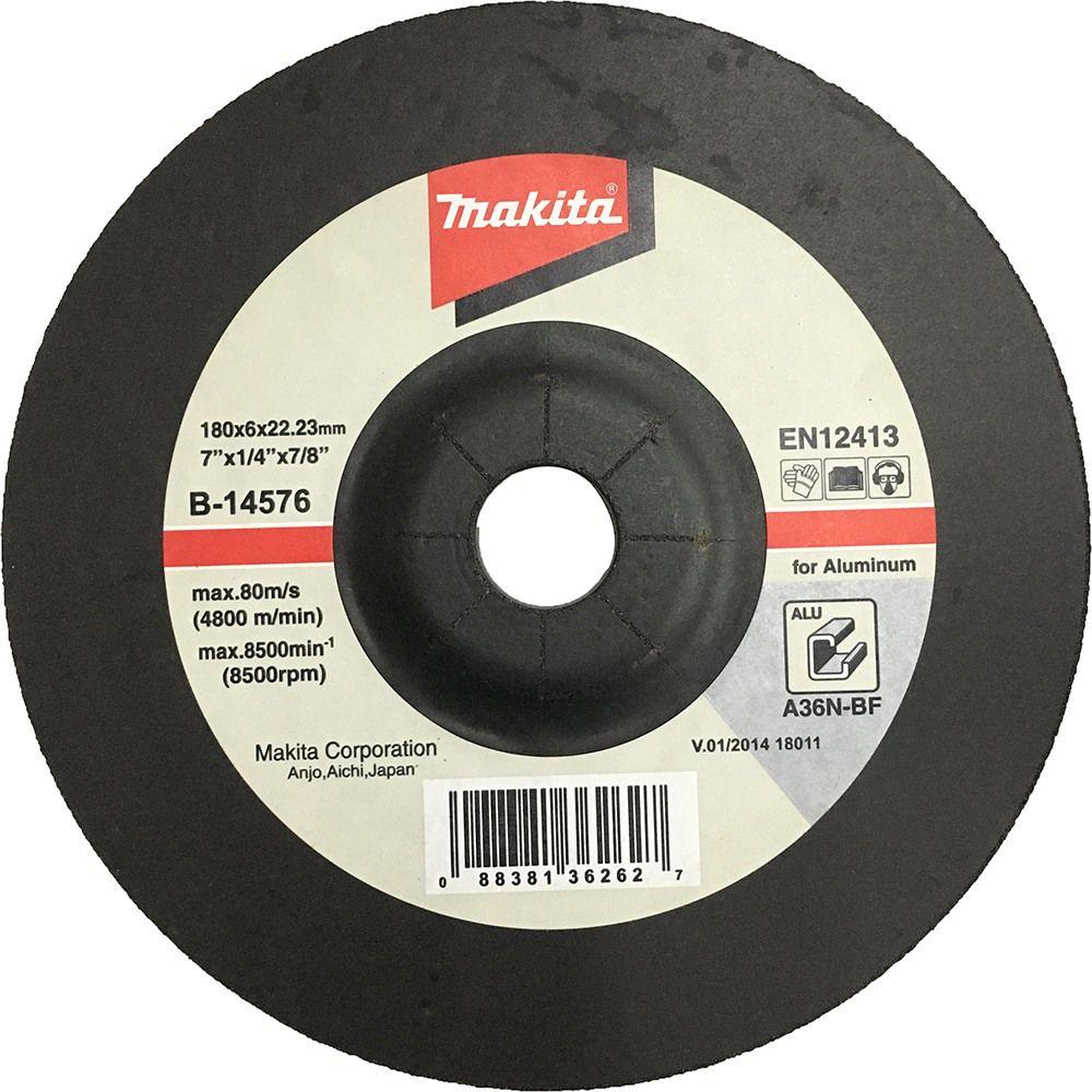 Disco De Desbaste B-14582 Makita