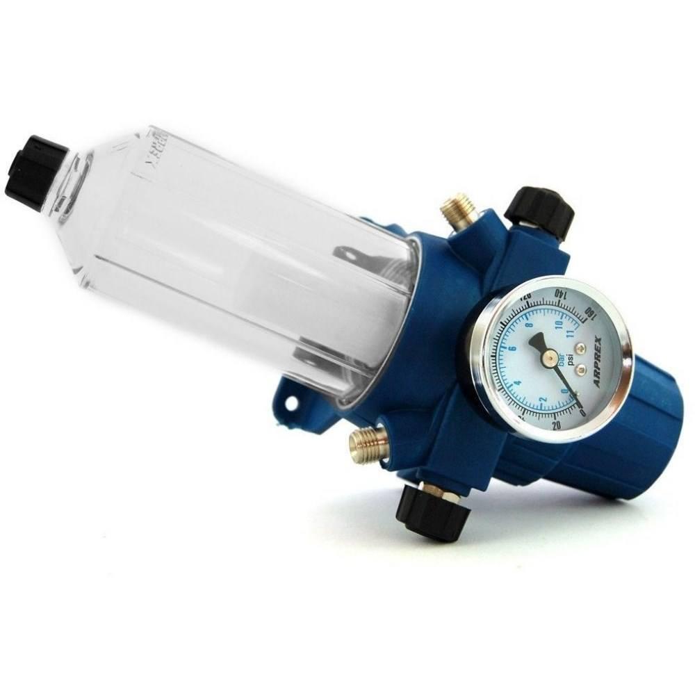 Filtro De Ar Regulador De Pressão Centurium Arprex 10618000
