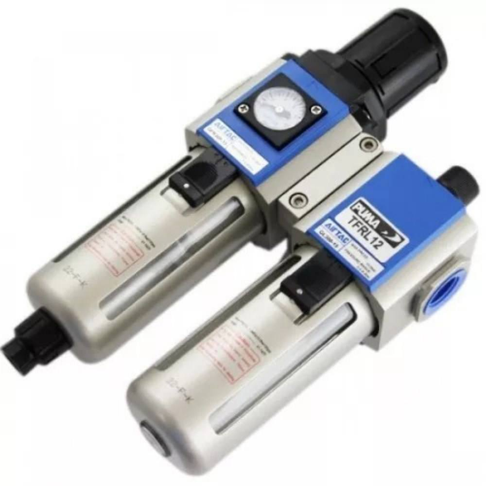 Filtro Regulador Lubrifil 1/2 Gfc300-15-f3-wg Marca Puma