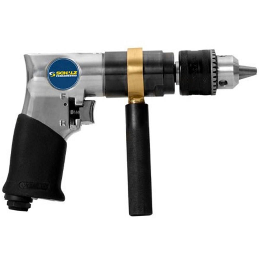 Furadeira Reversivel Pistola Pneumática 1/2'' Sff 12 Schulz