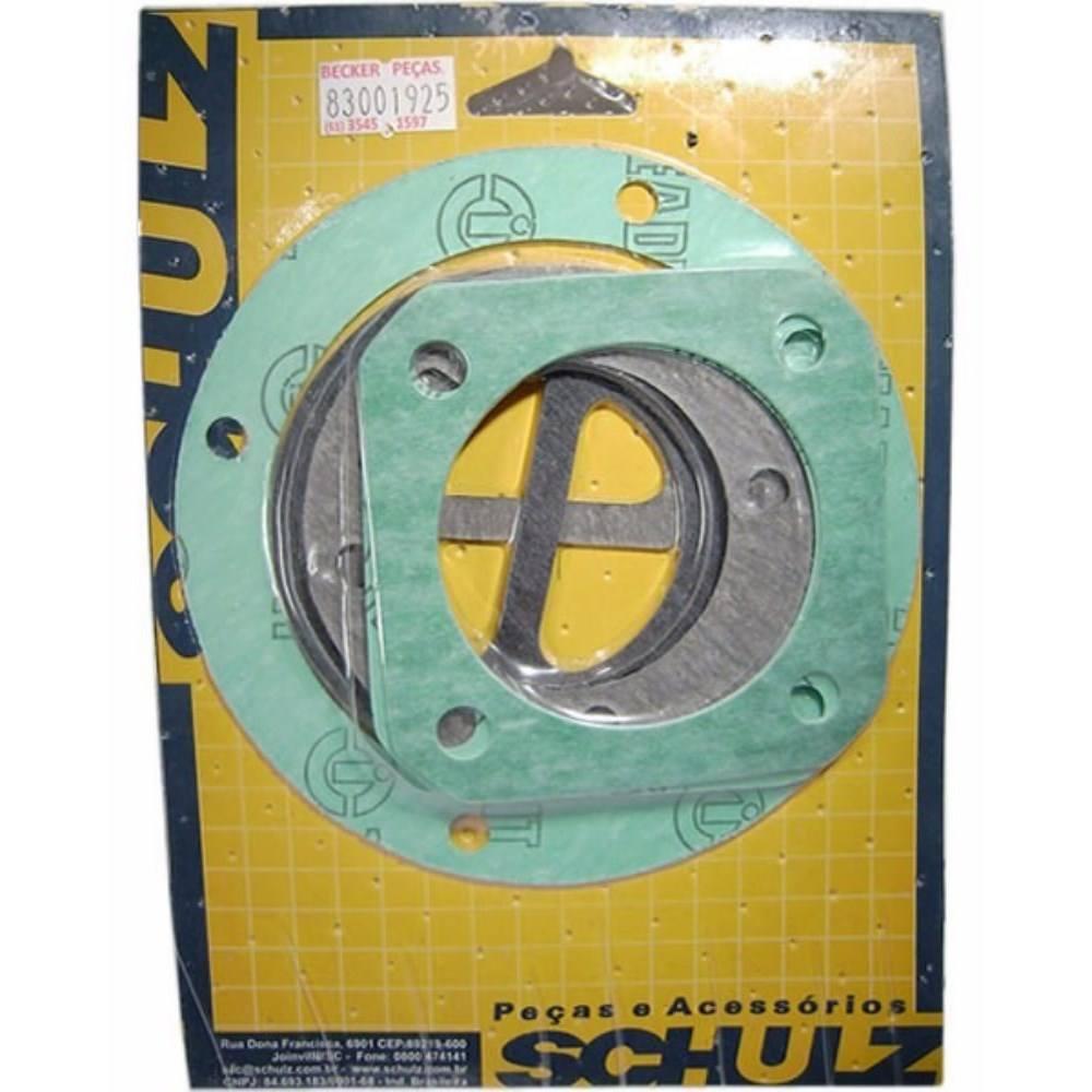 Kit De Junta Compressor Ms3/msv6/msv12 830.0192-5 Schulz