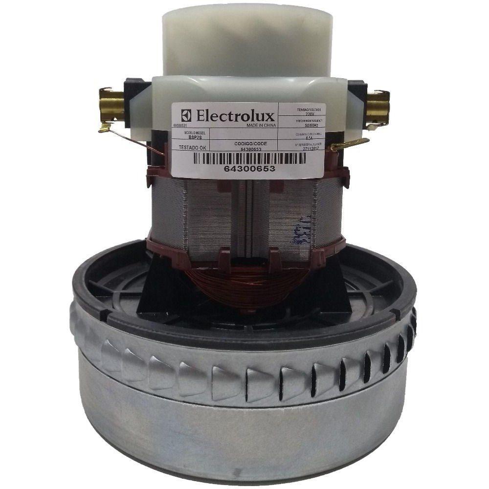 Motor Dupla Turbina Electrolux Original 64300652/64300653