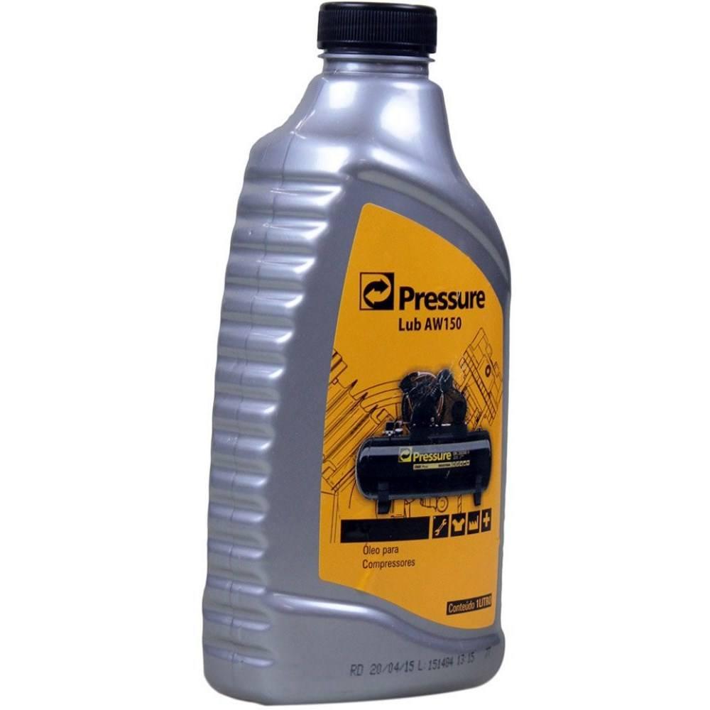 óleo Para Compressor Aw150 1000 Ml Pressure-aw150