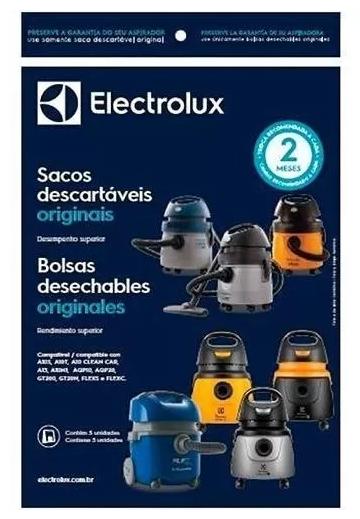 Saco Descartável A10 Electrolux