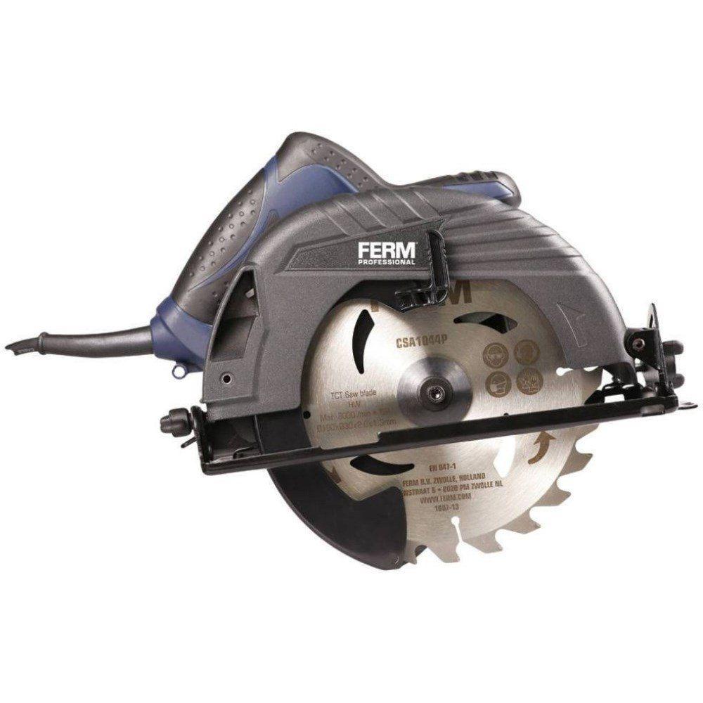 Serra Circular 1050 Watts Csm1041p Ferm