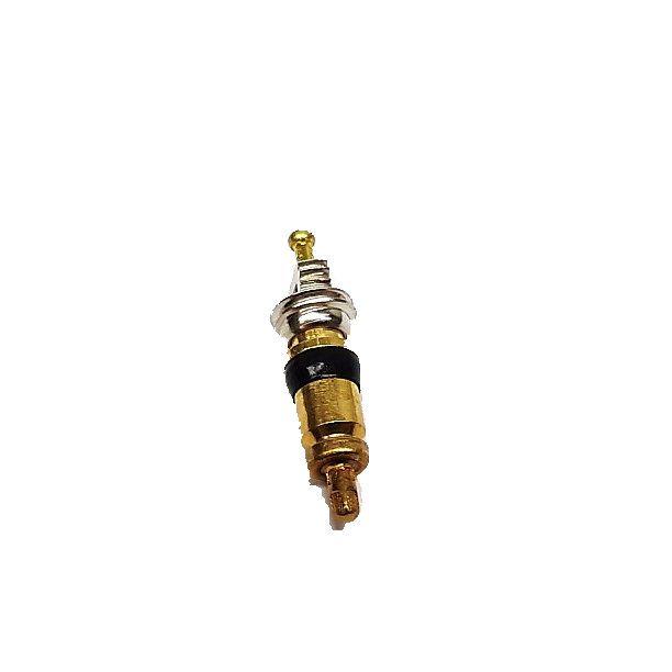 [10 uni] Valvula Serviço Schrader Baixa Ar Condicionado GM e Fiat