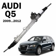 Caixa Direção Hidráulica Audi Q5 2009...2012