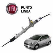 Caixa Direção Hidráulica TRW Punto, Linea - 1.4, 1.8 C/ Suporte