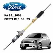 Caixa Direção Mecânica Ford Ka 98...08, Fiesta imp 98...99