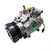 Compressor Ar Condicionado Sanden Ford - Para Adaptação