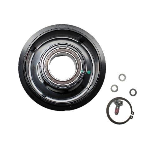 Polia Compressor Mahle 3pk Gol G5, G6, Fox 09 - C/ Rolamento