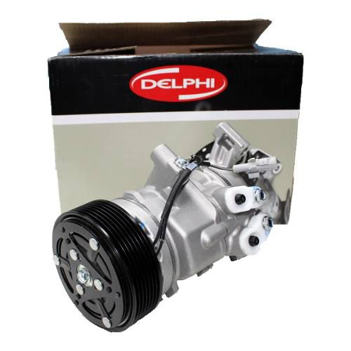 Compressor Ar Condicionado Delphi Etios 2012...2015