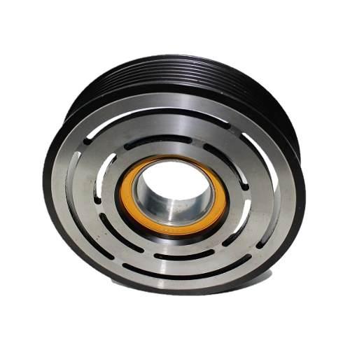Polia Compressor Delphi Megane 2.0 16v 06... C/ Rolamento