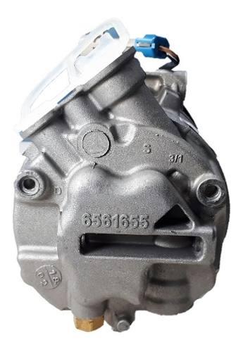 Compressor Ar Condicionado Mahle Astra, Zafira, Vectra 6pk