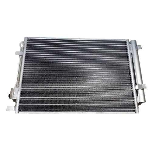 Condensador Ar Condicionado Hb20, Veloster