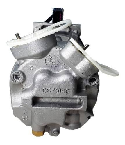 Compressor Ar Condicionado Mahle 6pk Polo, Fox, Space Fox