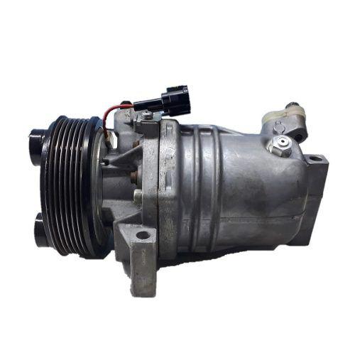 Compressor Ar Condicionado Calsonic Tiida - Recondicionado