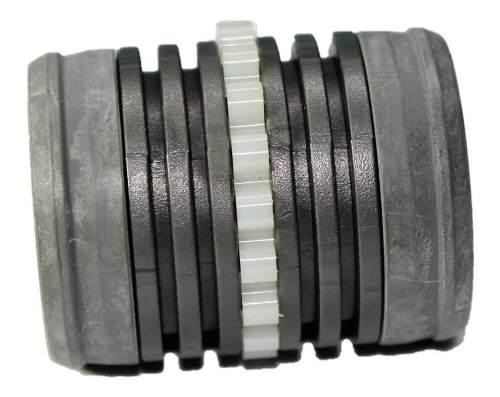 Bucha Caixa Direção Hidráulica Xsara, Picasso, 306, Berlingo (Cremalheira 22mm)