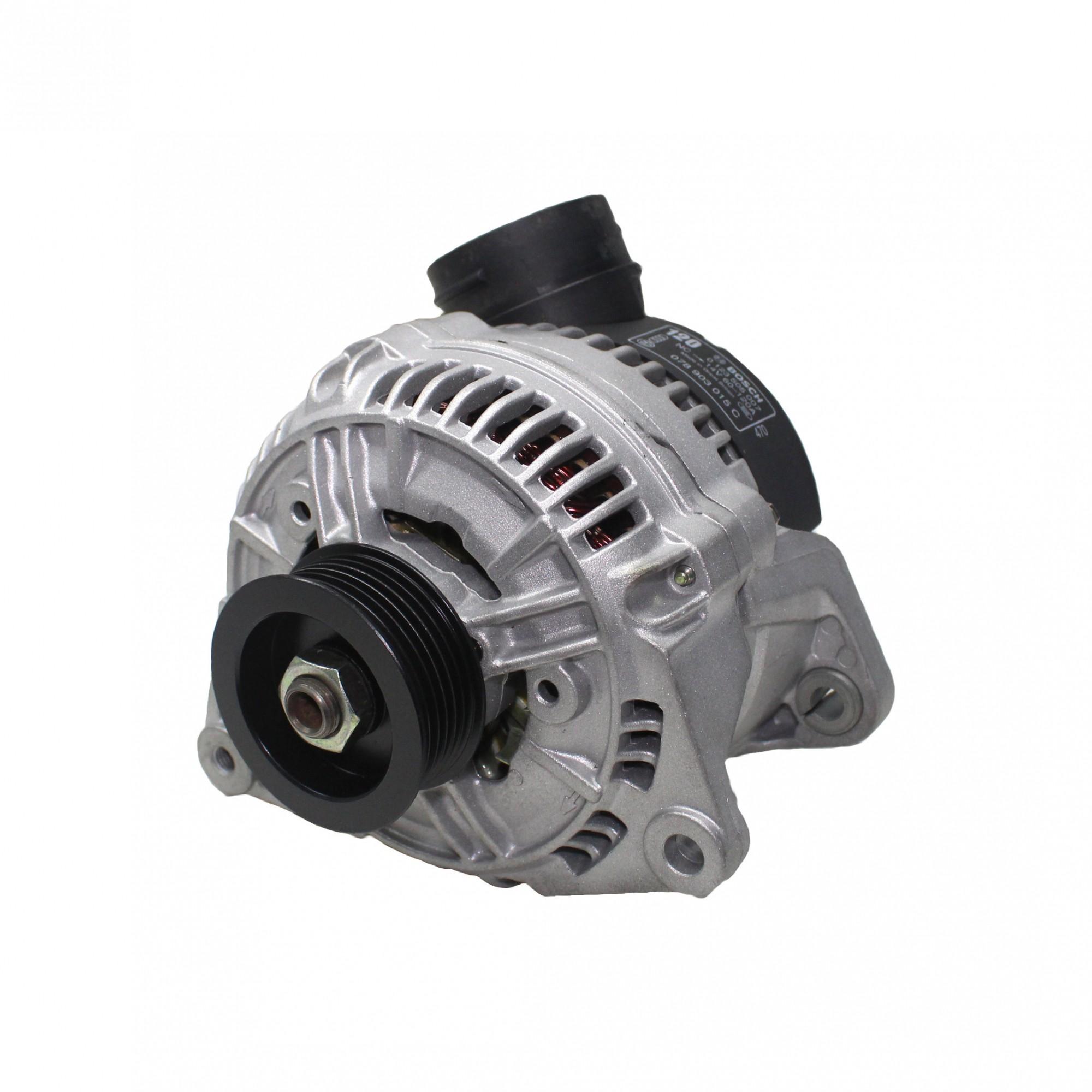 Alternador Bosch 120AH 6PK Audi A6 2.8 94...97 078903015C