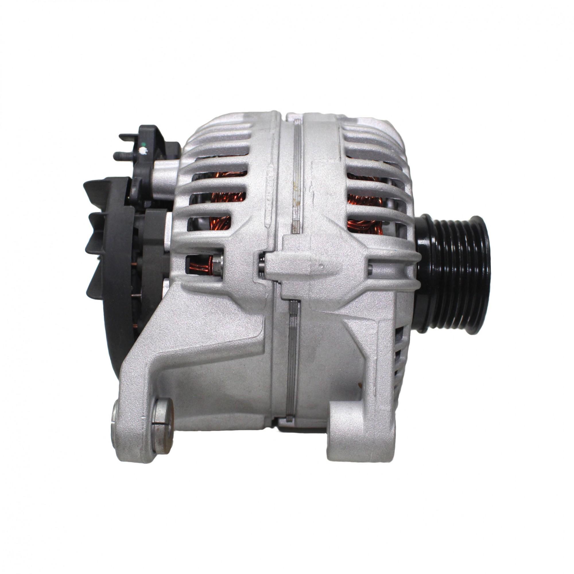 Alternador Bosch 120AH Ducato 2.5 2.8 99...09, Boxer 0124515100 / 504036769