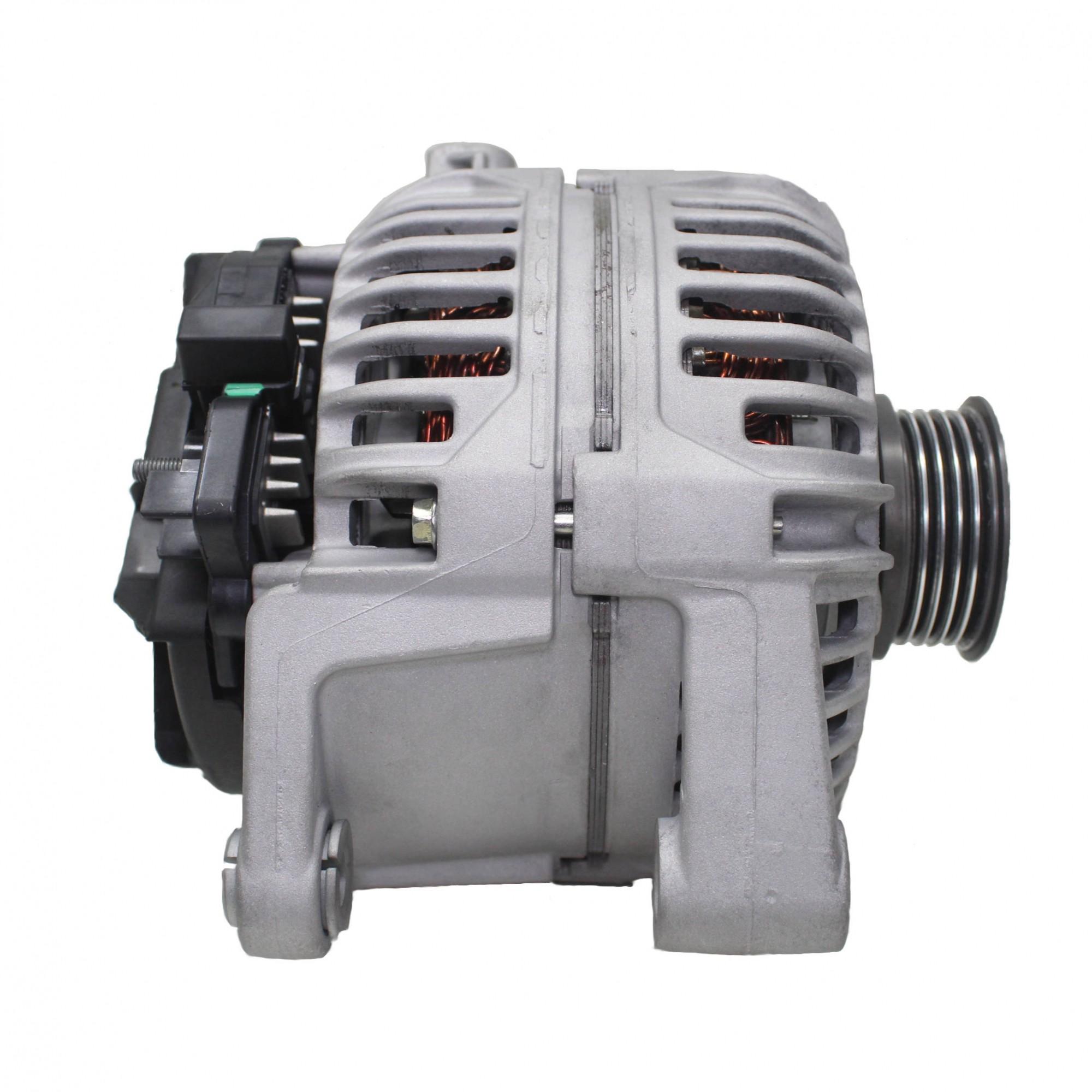 Alternador Bosch 120AH Palio e Stilo 1.8 0124515109