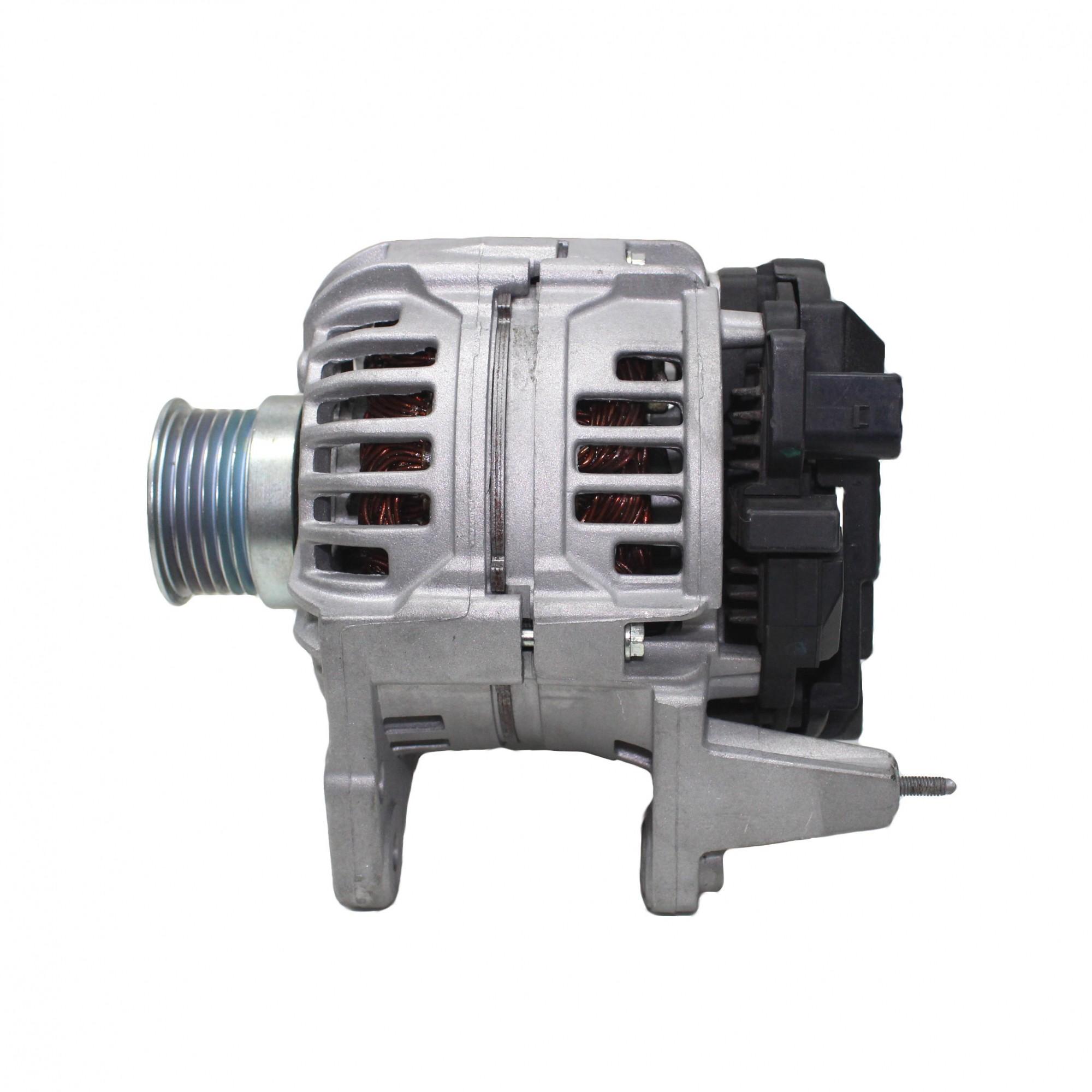 Alternador Bosch 70AH Gol G5, Saveiro G5, Voyage G5 6QE903015