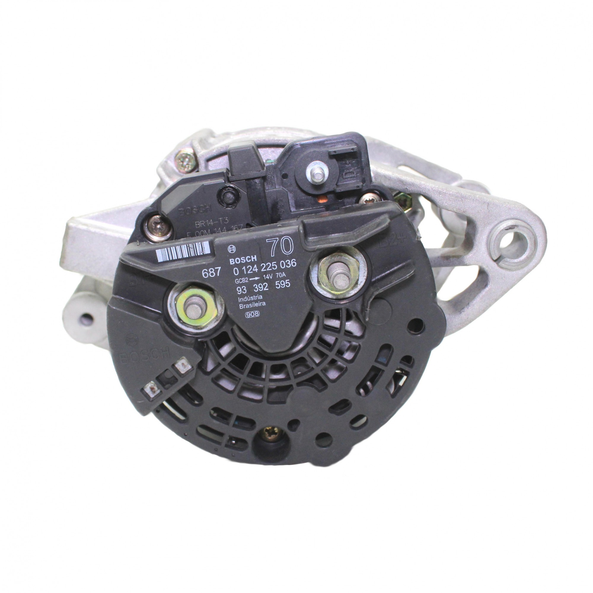 Alternador Bosch 70AH Corsa Classic, Celta, Prisma 93392595