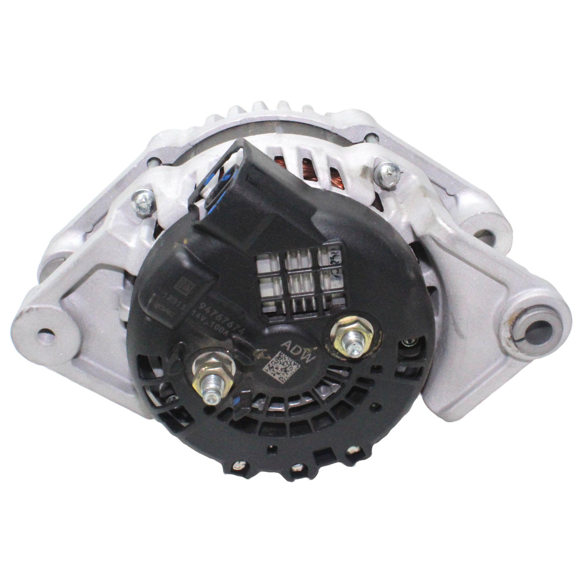 Alternador Spin Cobalt 2012/2019 94767674 100A