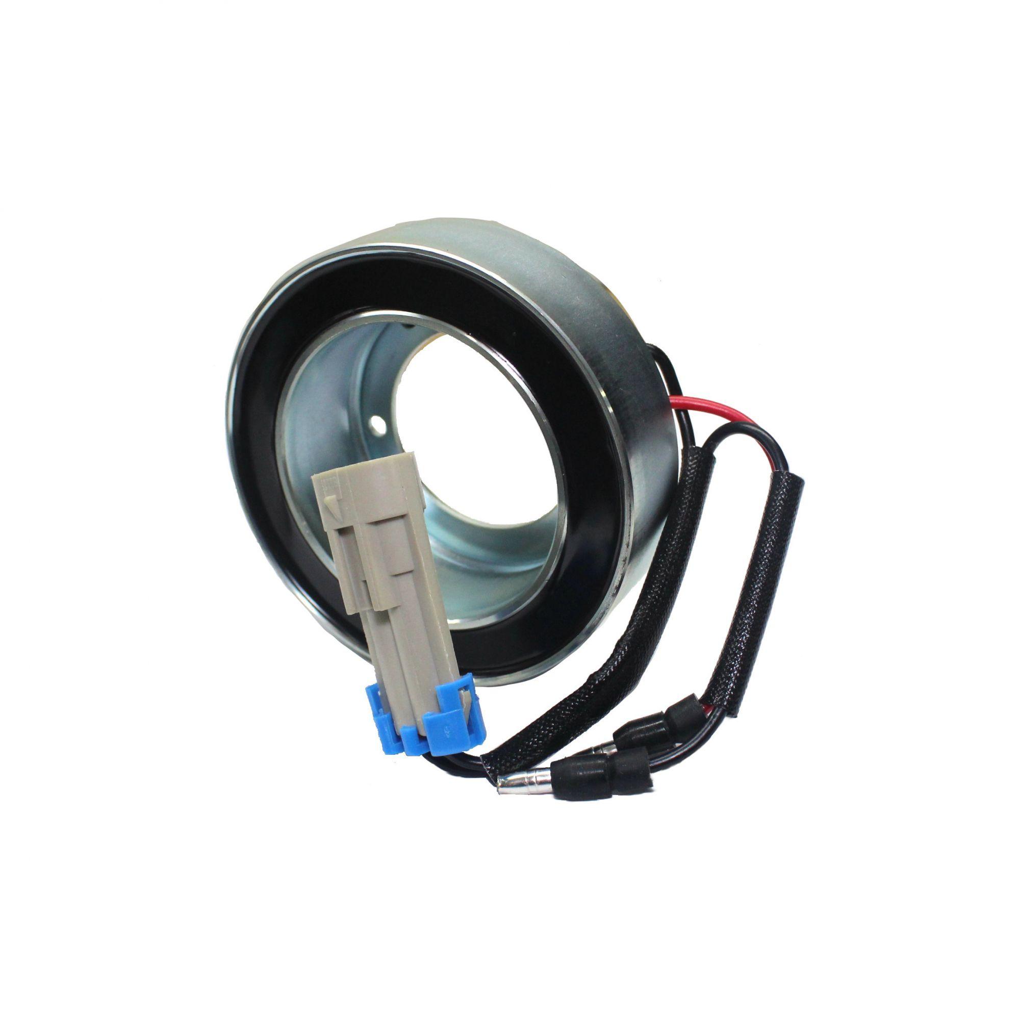 Bobina Compressor Ar Condicionado Onix, Prisma, Spin, Sonic, Tracker - c/ Sensor
