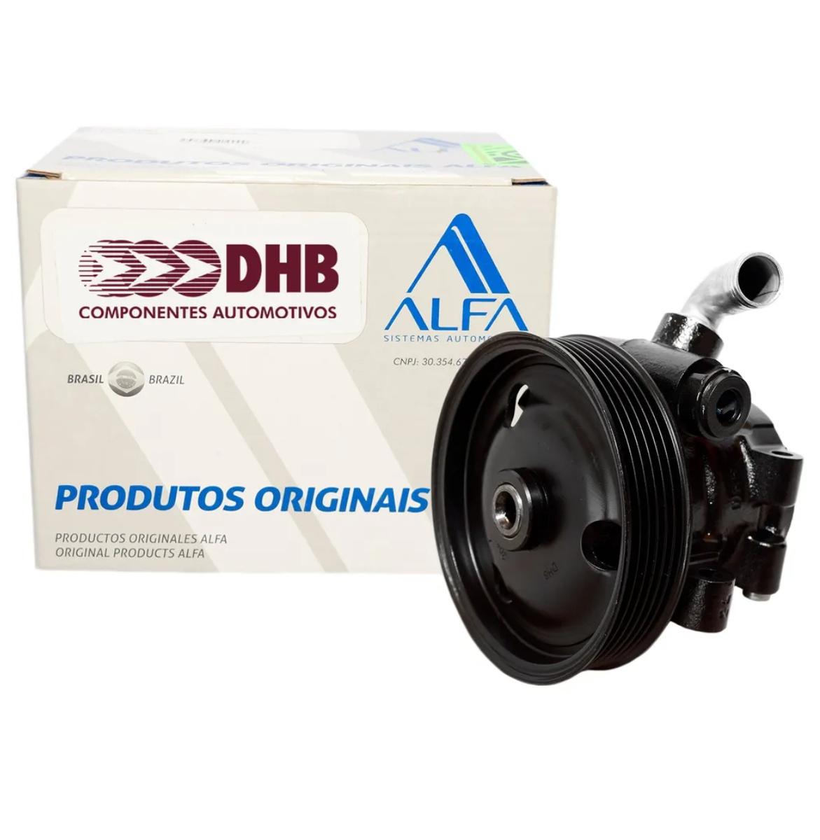 Bomba Direção Hidráulica DHB Fiesta 03...10, Ecosport 03...12