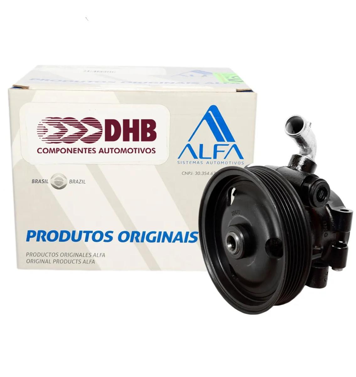 Bomba Direção Hidráulica DHB Focus 2.0 16v Duratec 2006...2008