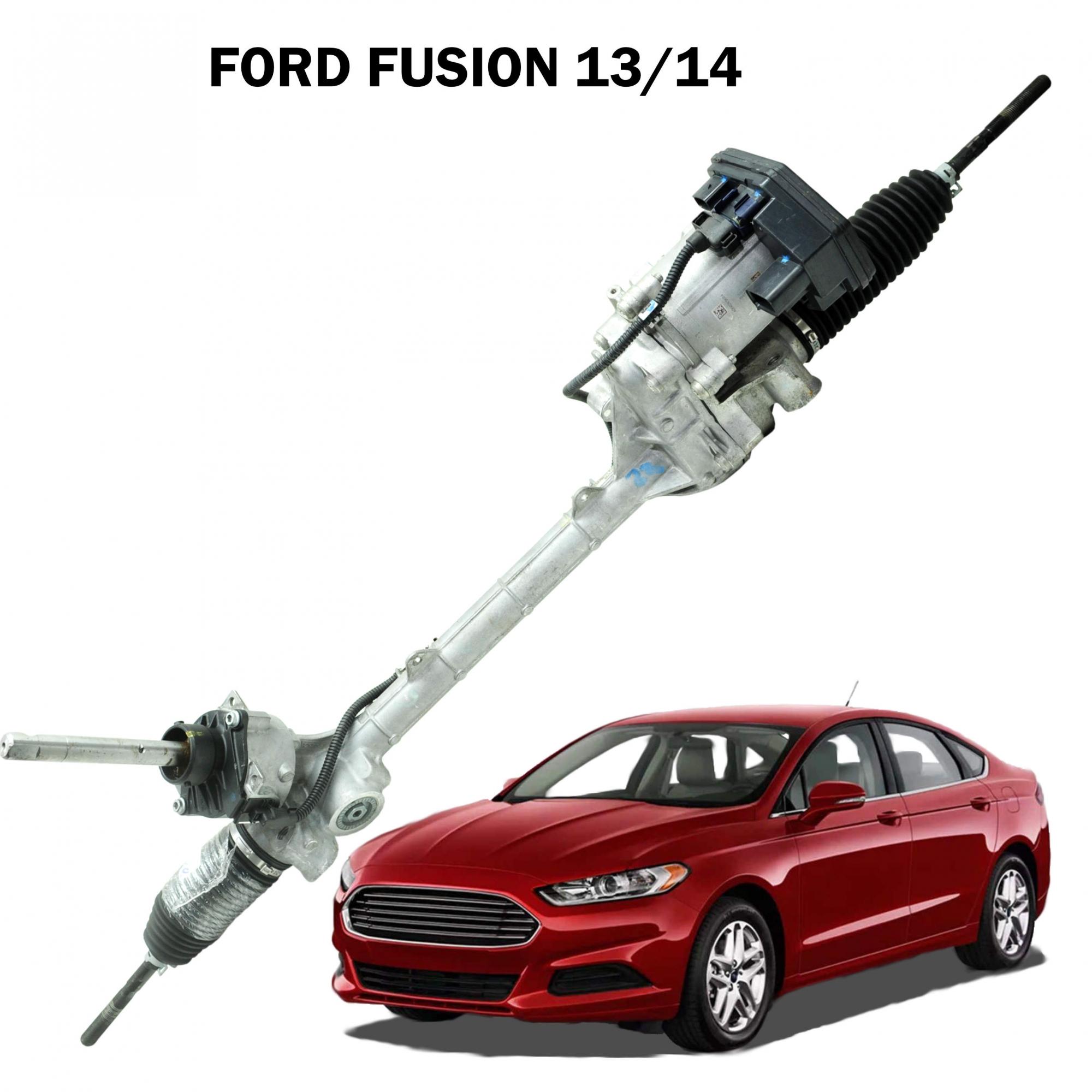 Caixa Direção Elétrica Ford Fusion 2013/2014 FG9C3D080AA
