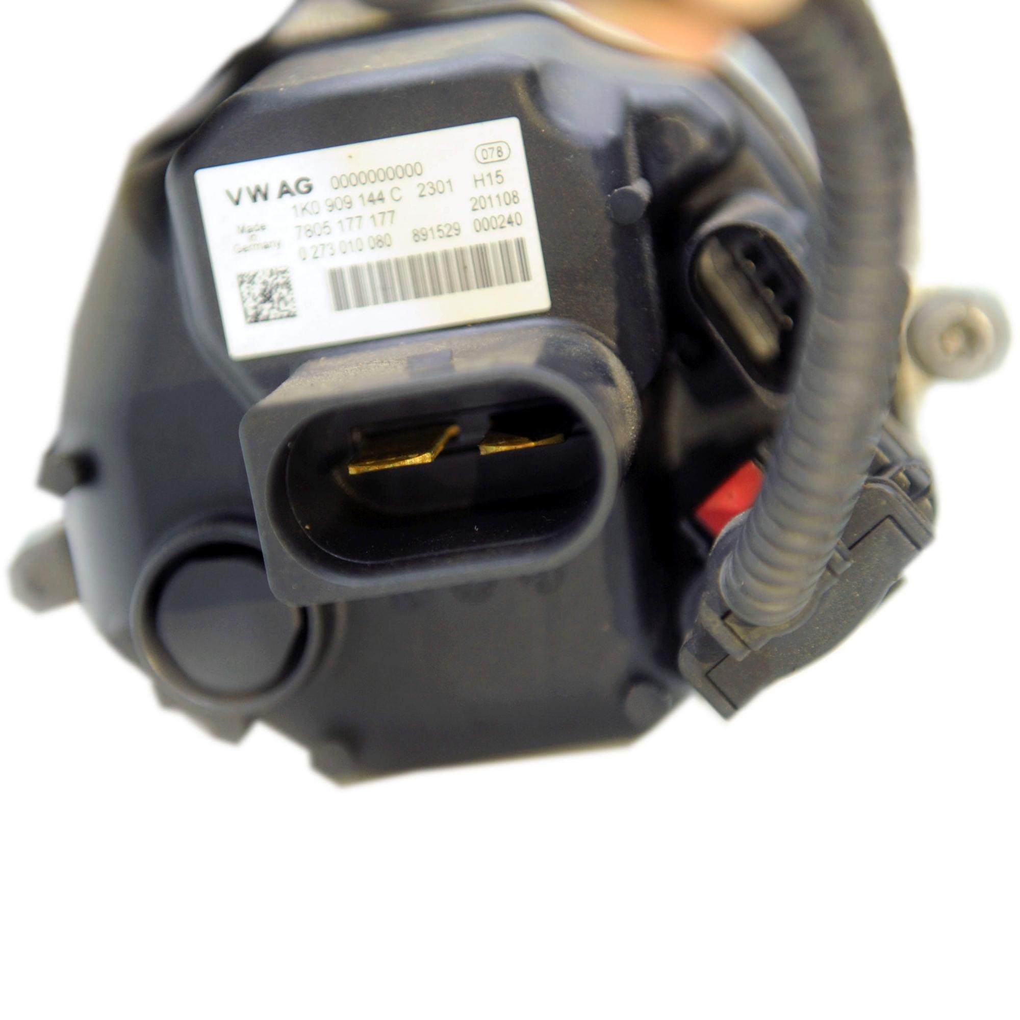 Caixa Direção Elétrica Jetta 2011..., Passat, A3 09... 1K0909144C
