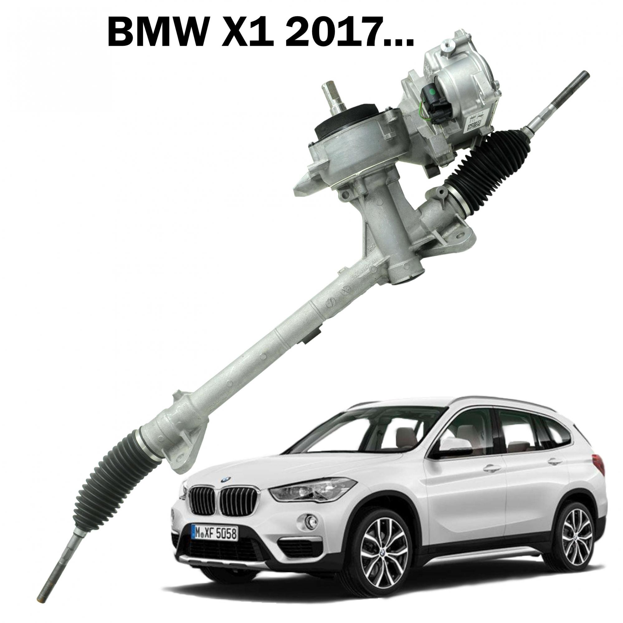 Caixa Direção Elétrica Original BMW X1 2017...