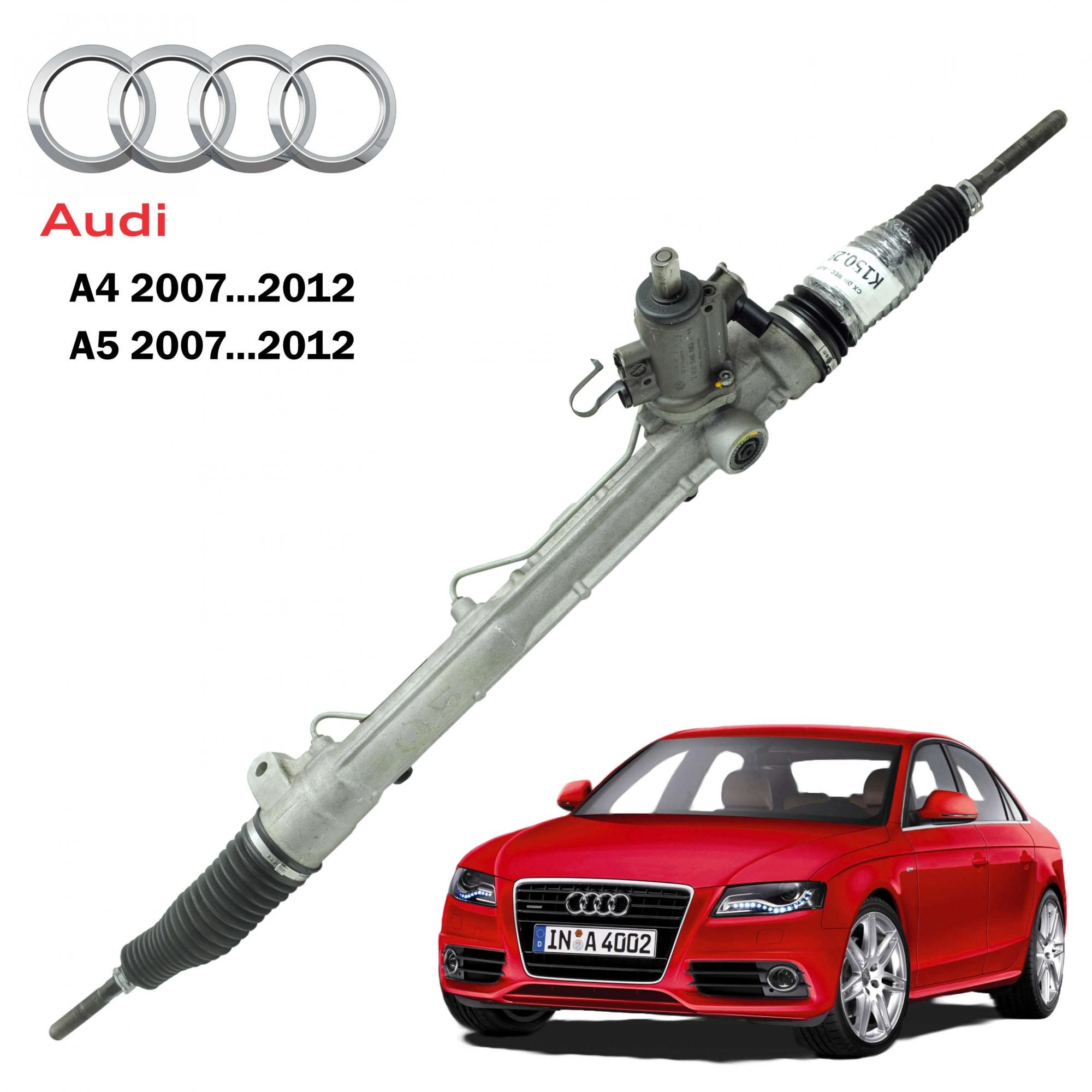 Caixa Direção Hidráulica Audi A4, A5 07...12 - 8T1422065P