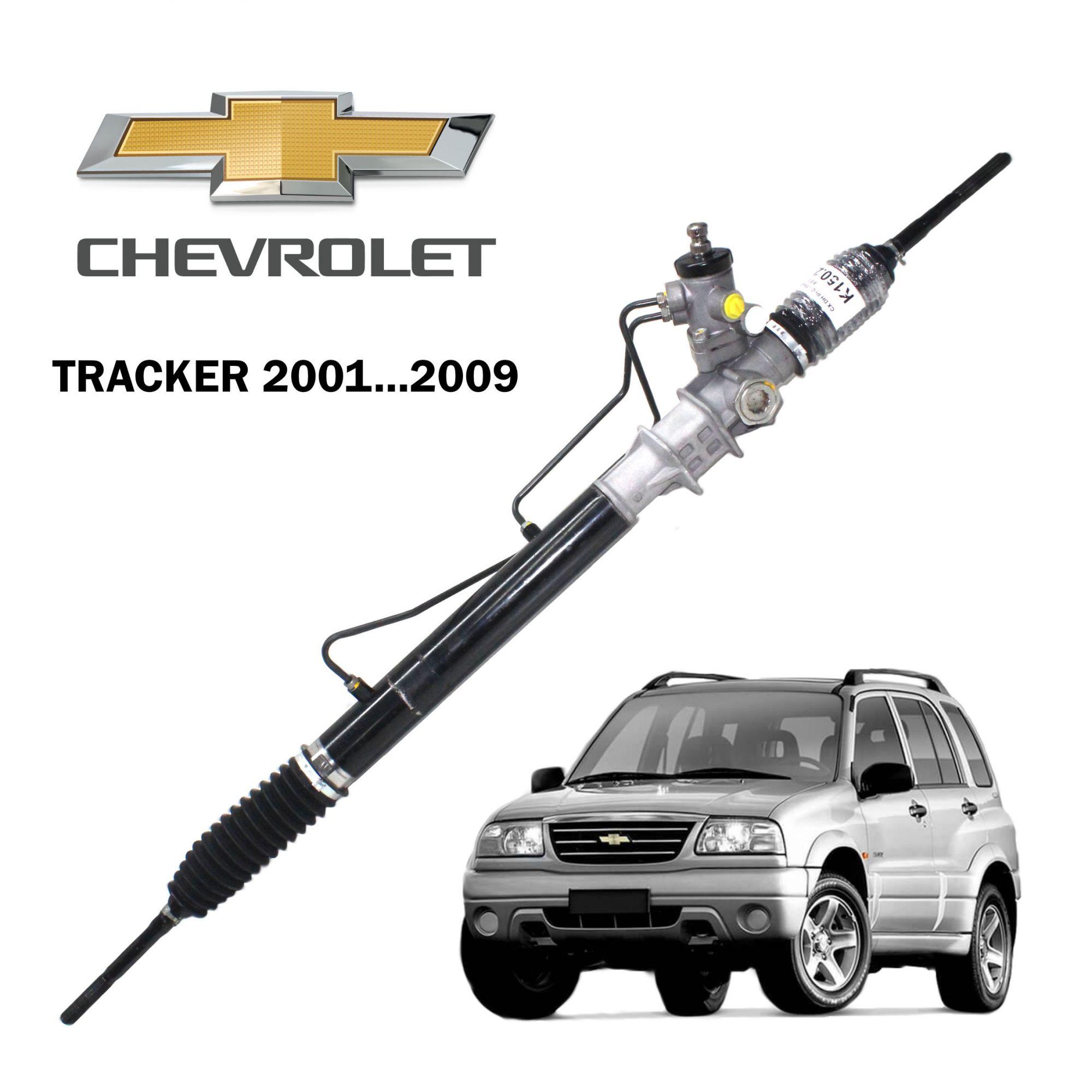 Caixa Direção Hidraulica Chevrolet Tracker 01...09 4850054J5