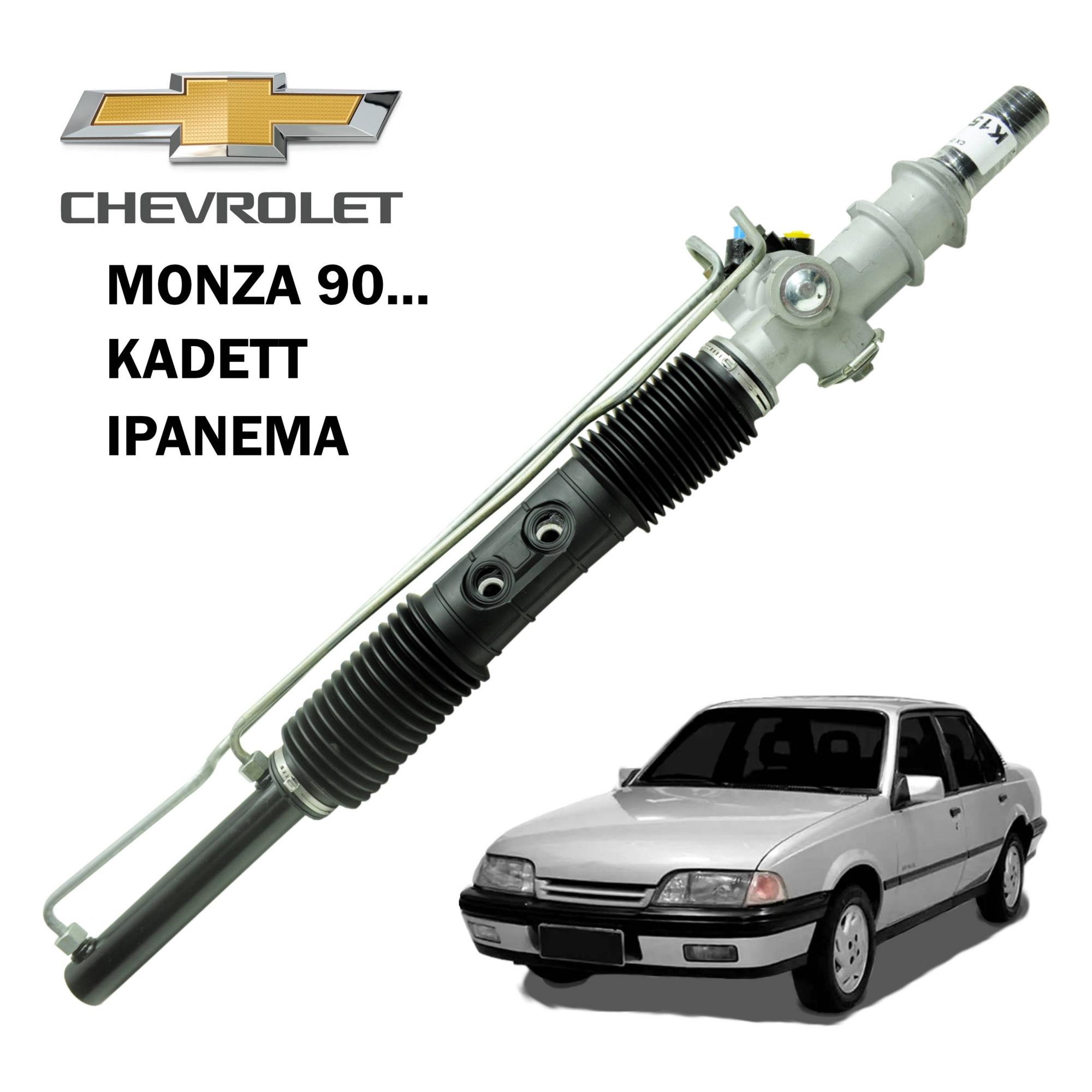 Caixa Direção Hidráulica DHB Monza 90..., Ipanema Kadett
