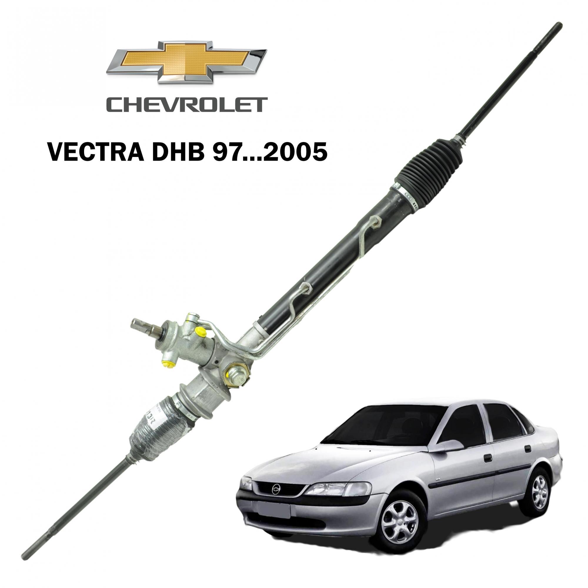 Caixa Direção Hidráulica DHB Vectra 97...2005