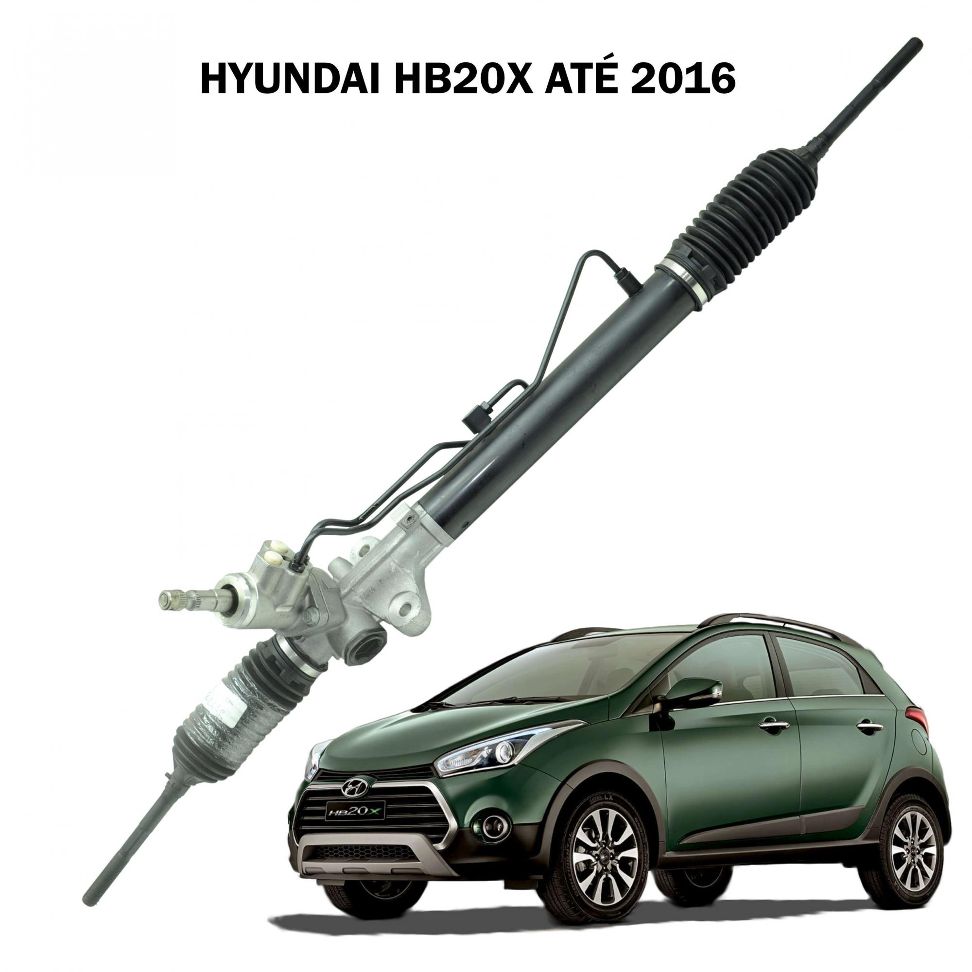 Caixa Direção Hidráulica HB20X até 2016