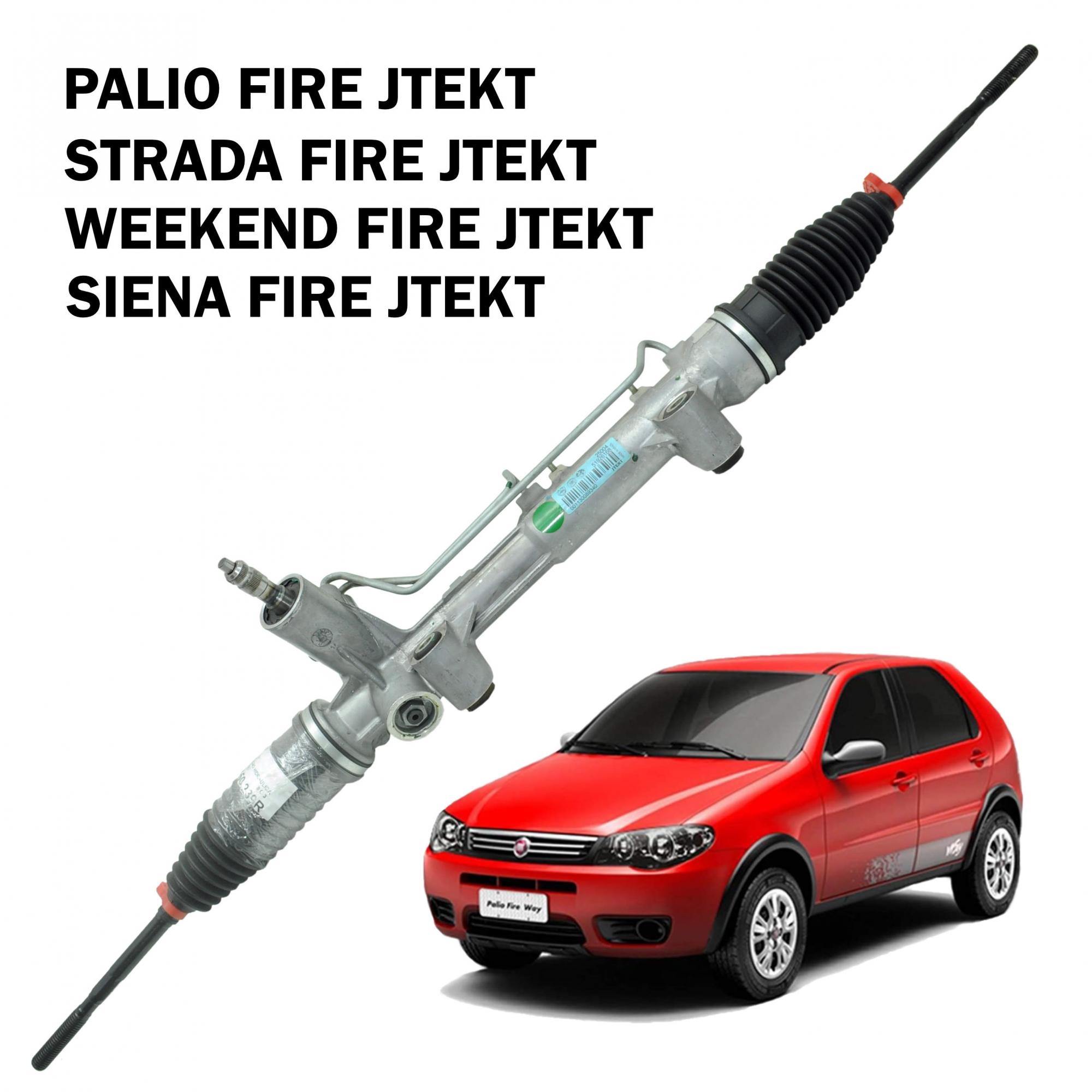 Caixa Direção Hidráulica JTEKT Palio Fire, Strada , Siena, Weekend 51891678