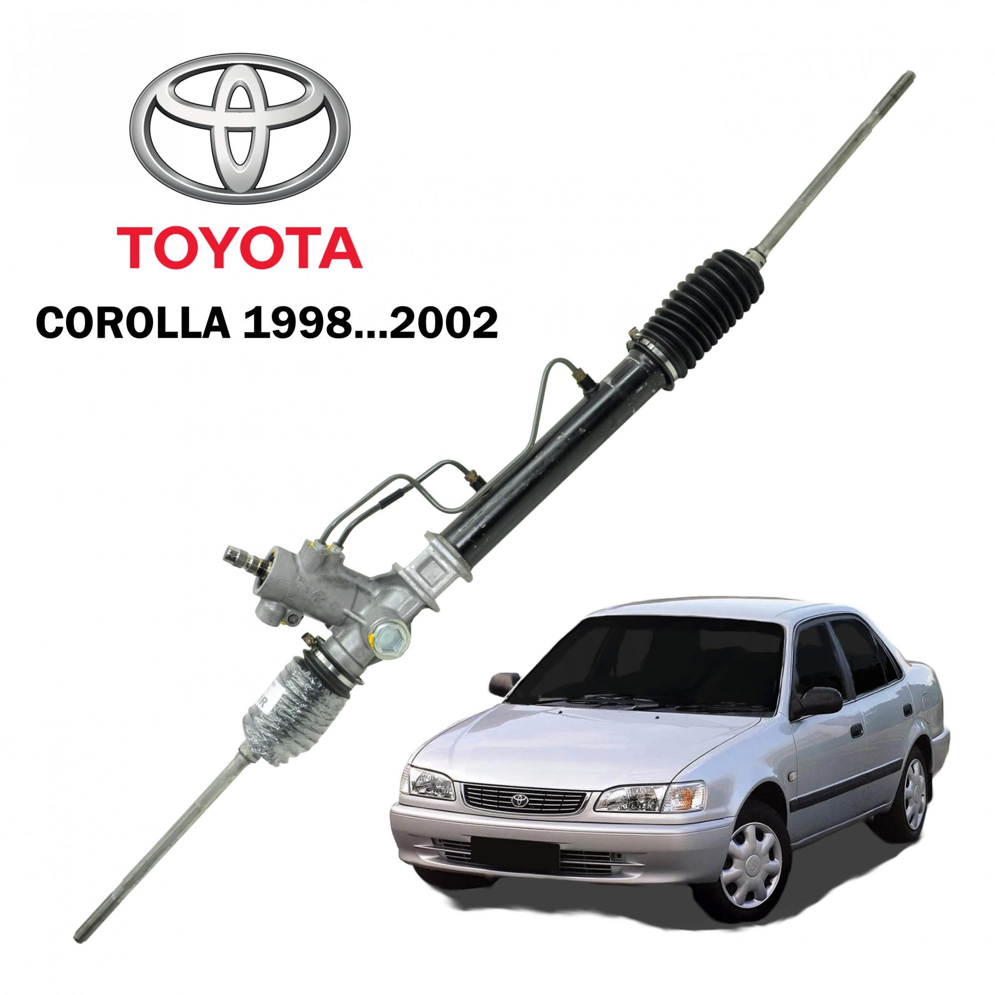 Caixa Direção Hidráulica KOYO/JTEKT Toyota Corolla 98...02