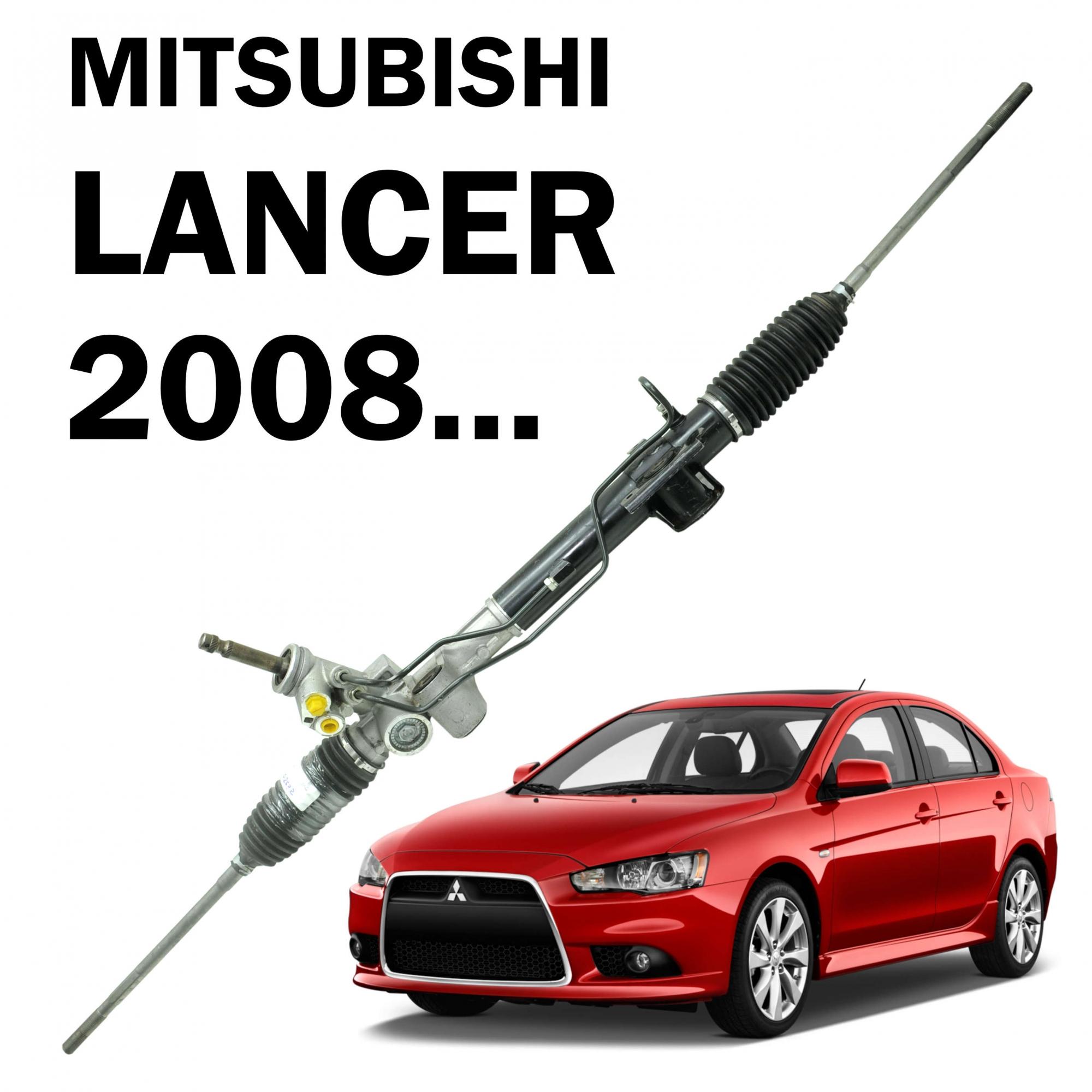 Caixa Direção Hidráulica Original Mitsubishi Lancer 2008...