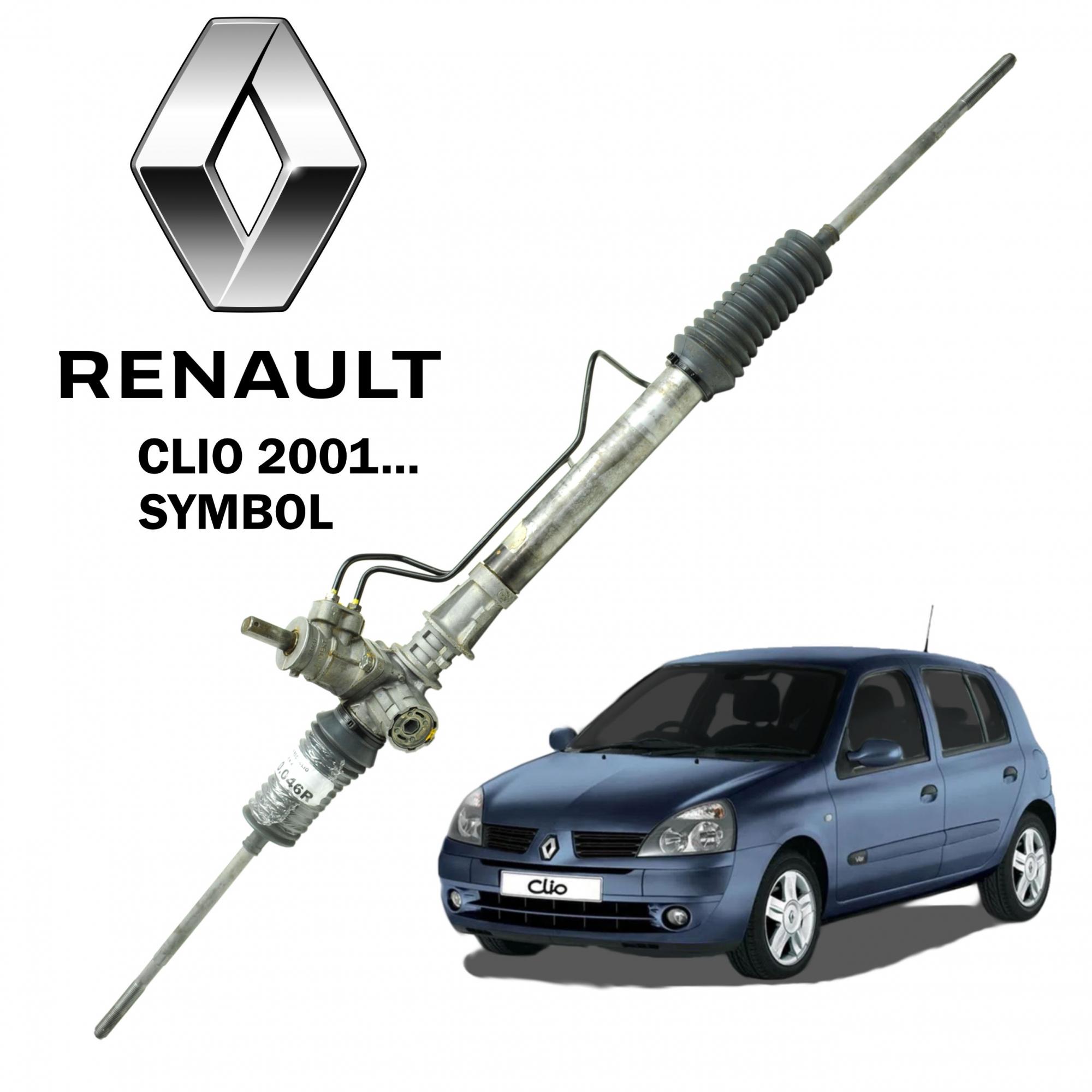 Caixa Direção Hidráulica Renault Clio 2000..., Symbol