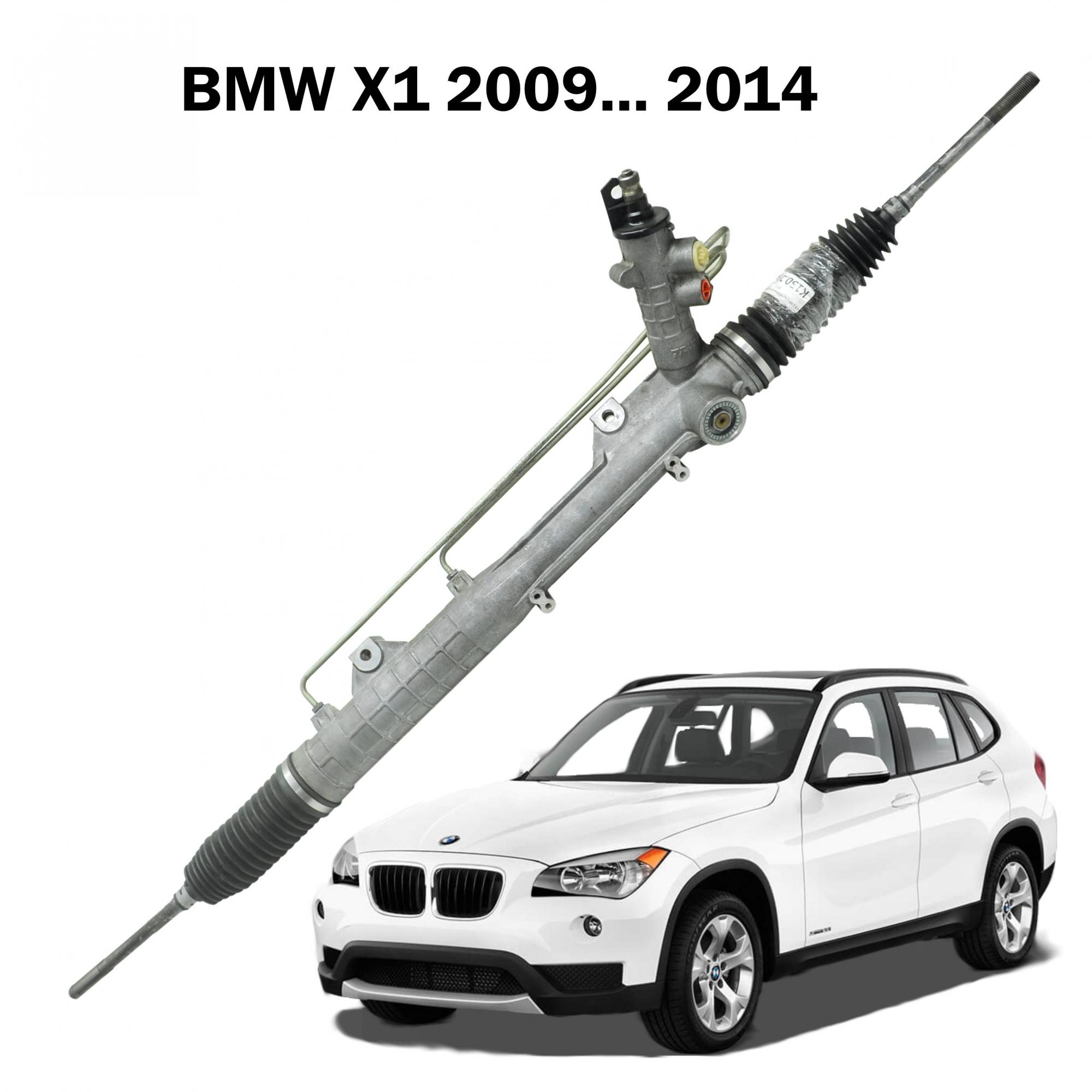 Caixa Direção Hidráulica TRW BMW X1 2009...2014 S/ Servotronic