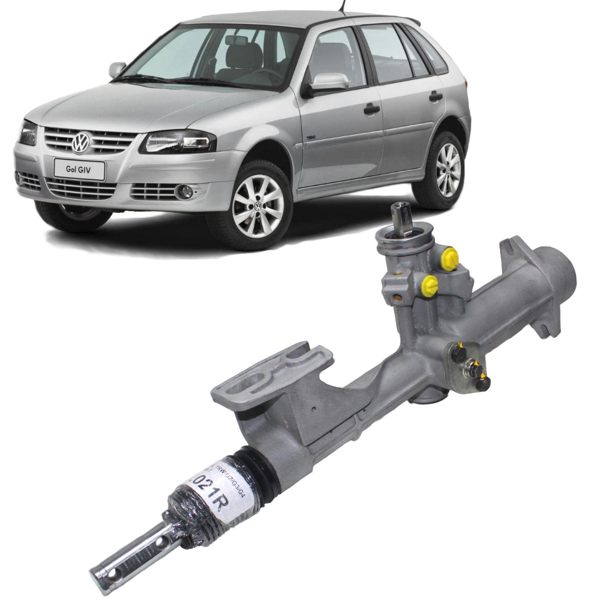 Caixa Direção Hidraulica TRW Gol, Saveiro, Parati - G3, G4 c/ Coifa Isoladora