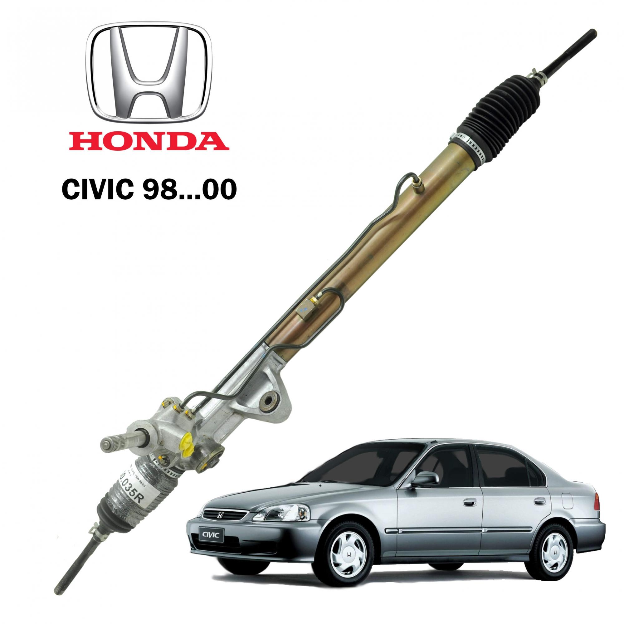 Caixa Direção Hidráulica TRW Honda Civic 98...00